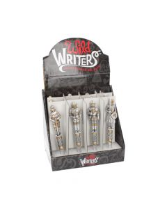 Wild Writers Medieval Knight Pen16cm (Set of 12) Medieval Articles en Vente Value Range