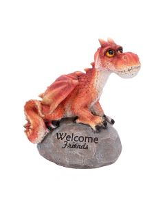 Welcome Friends 19.5cm Dragons Articles en Vente Value Range