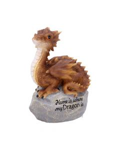 Home Is Where My Dragon Is 19.5cm Dragons Dragons