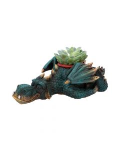 Dozing Dragon Plant Pot 31.8cm Dragons Dragons Value Range