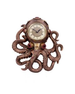 Octoclock 26cm Octopus Steampunk Value Range