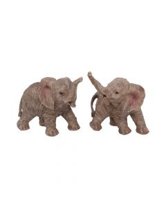 Trunk to Trunk 26.5cm Elephants Figurine moyen (15cm à 29cm) Value Range
