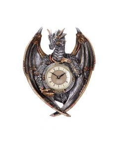 Dracus Horologium 27.5cm Dragons Steampunk Dragons Value Range