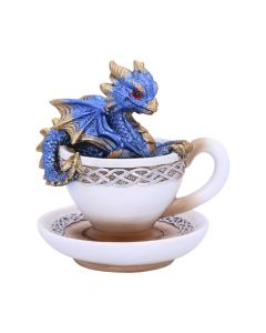 Dracuccino (Blue) 11.3cm Dragons Realm of Dragons Value Range