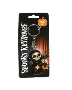 Spooky Keyrings - Reaper 5cm (Pack of 12) Reapers Reapers Value Range