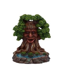 Elder Ember Backflow Incense Burner 15.5cm Tree Spirits Popular Products - Light Value Range