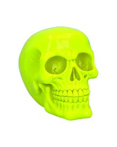 Psychedelic Skull Yellow 15.5cm Skulls Coming Soon Value Range