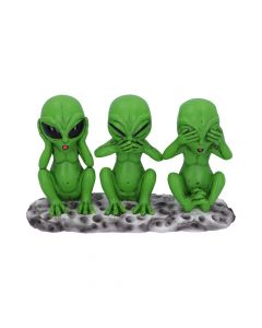 Three Wise Martians 16cm Indéterminé Three Wise Collection Value Range