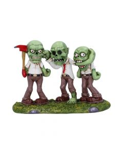 Three Wise Zombies 15.5cm Zombies Trois Sagesses