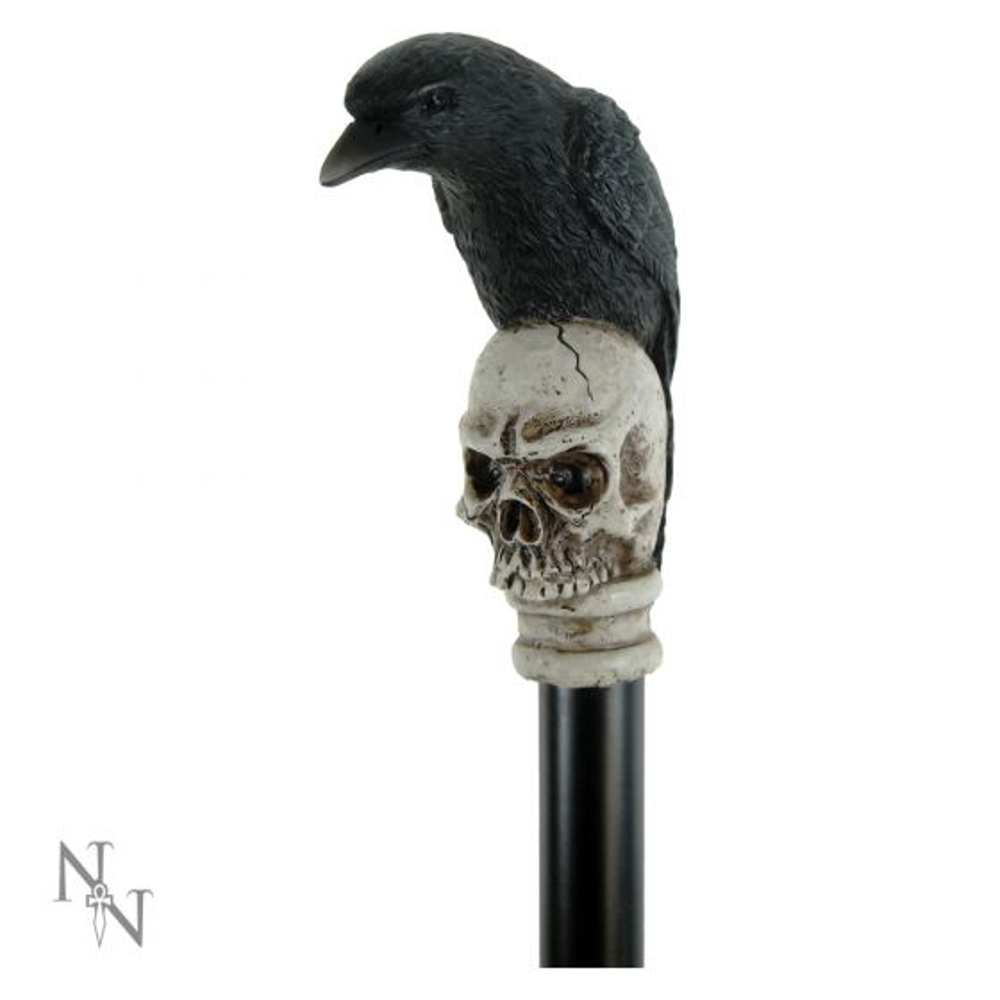 Way of the Raven Swaggering Cane 94cm Ravens Raven Premium Range
