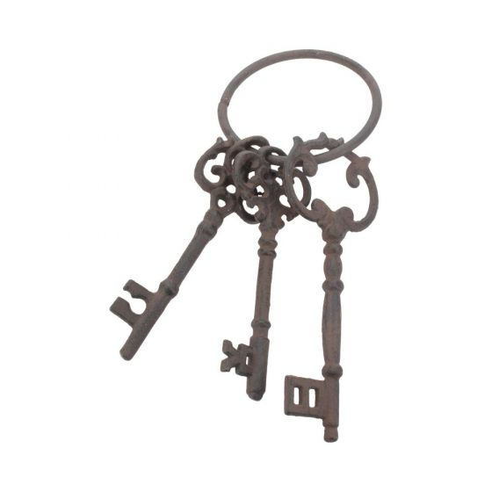 Keys to the Chambers 14.5cm Medieval Médiéval Premium Range