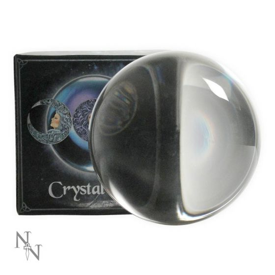 Crystal Ball (LL) 11cm Witchcraft & Wiccan Witchcraft & Wiccan
