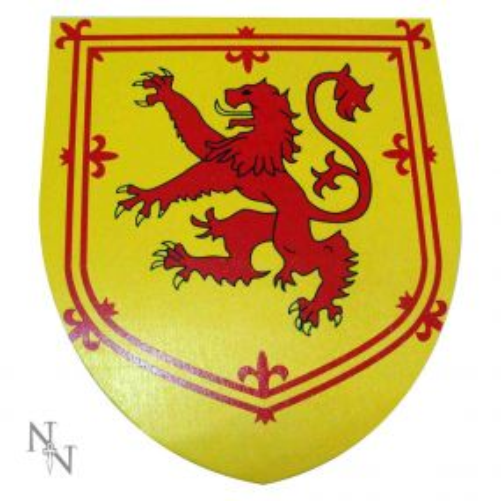 Rampant Lion Shield 35cm