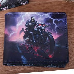 Hell on the Highway Wallet (JR)