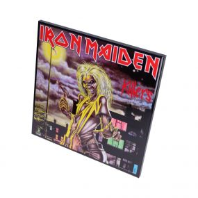 Iron Maiden-Killers Crystal Clear Picture 32cm