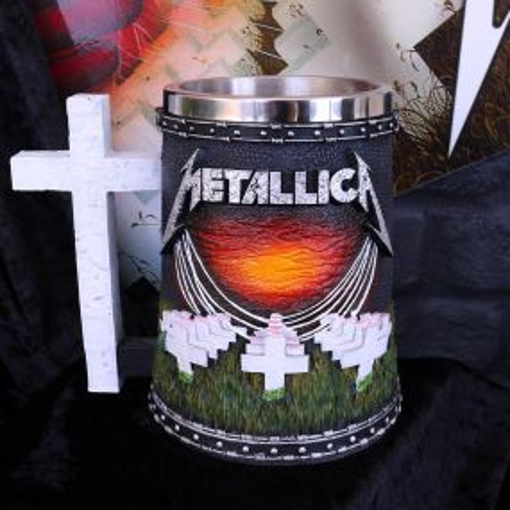 Metallica - Master of Puppets Tankard