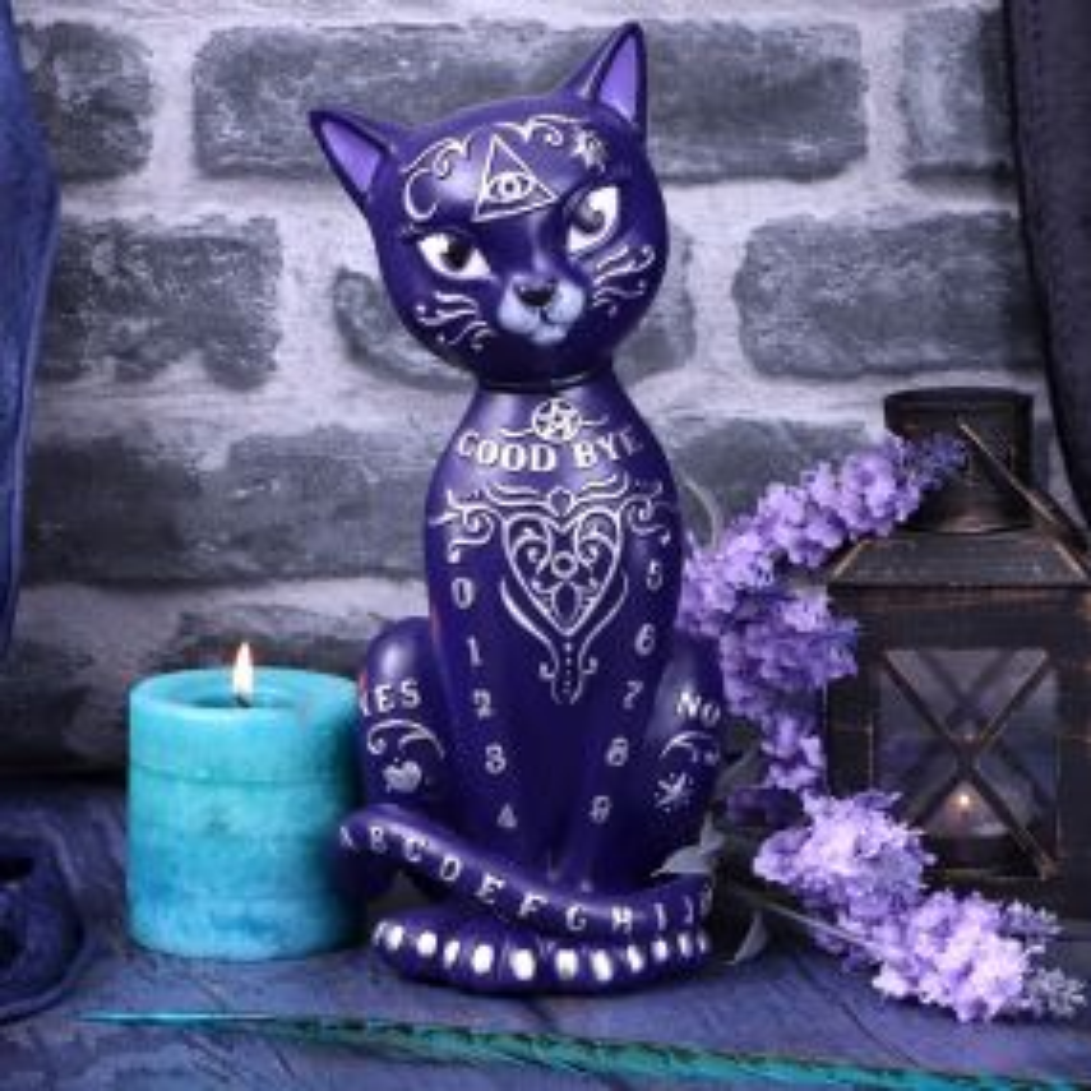 Mystic Kitty Purple 26cm