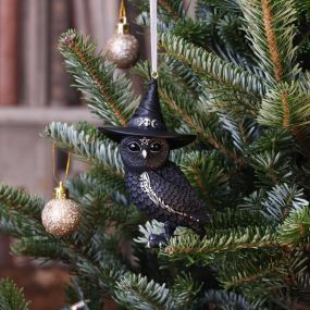 Owlocen Hanging Ornament 12cm