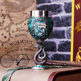 Harry Potter Slytherin Collectible Goblet 19.5cm