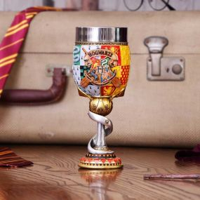 Harry Potter Golden Snitch Collectible Goblet