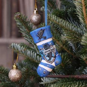 Harry Potter Ravenclaw Stocking Hanging Ornament