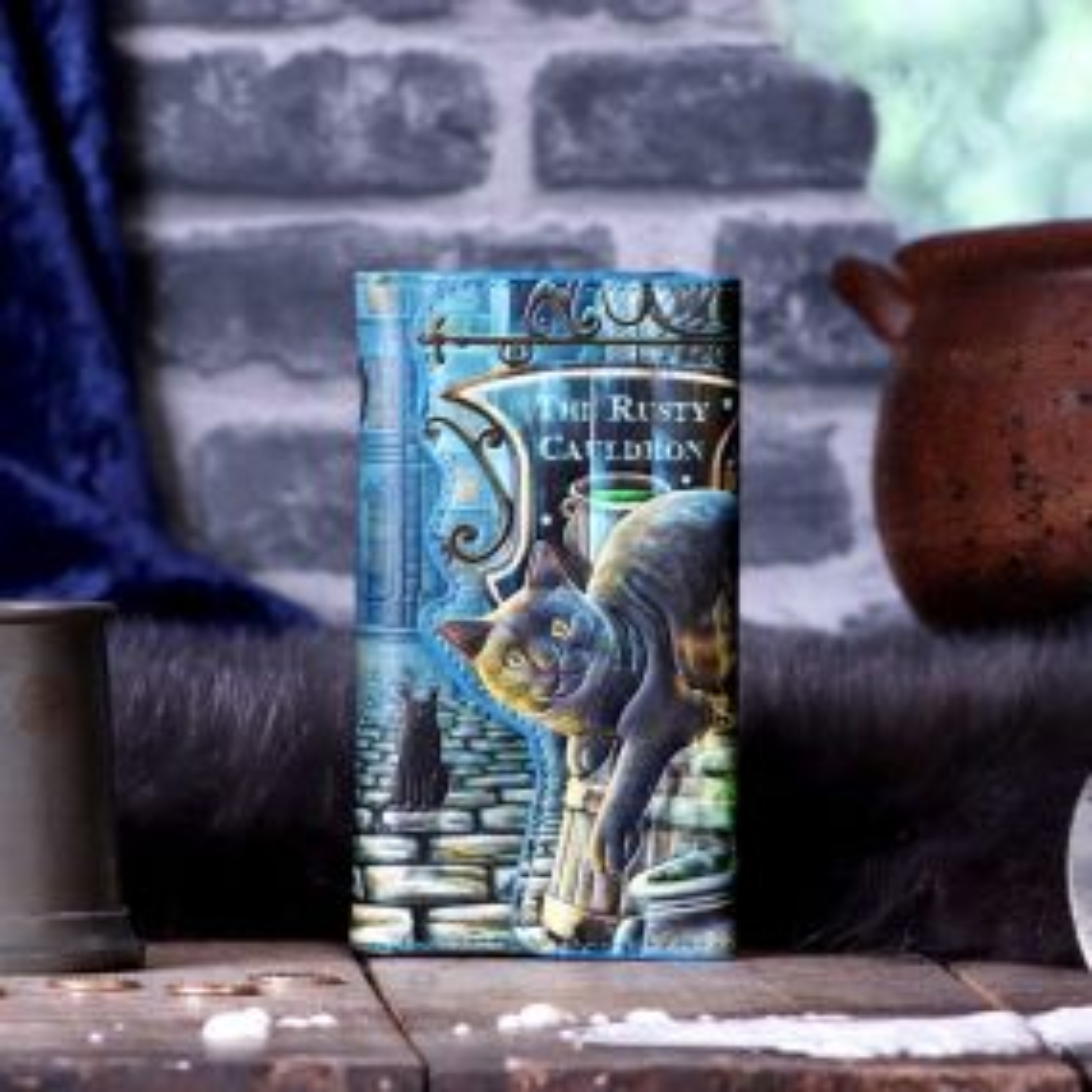 Rusty Cauldron (LP) Embossed Purse 18.5cm