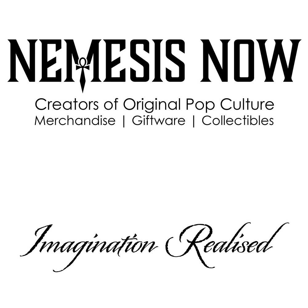 Pentagram Leather Journal w/lock 15 x 21cm