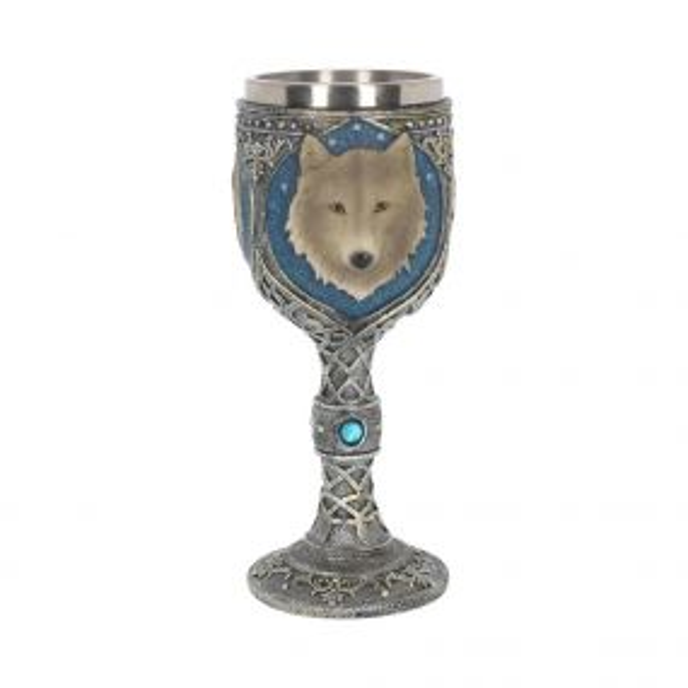 Lone Wolf Goblet 19.5cm