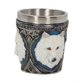 Ghost Wolf Shot Glass (Set of 4) 6.5cm