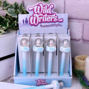 Wild Writer Unicorn Water Ball Pen 16cm (set of 12