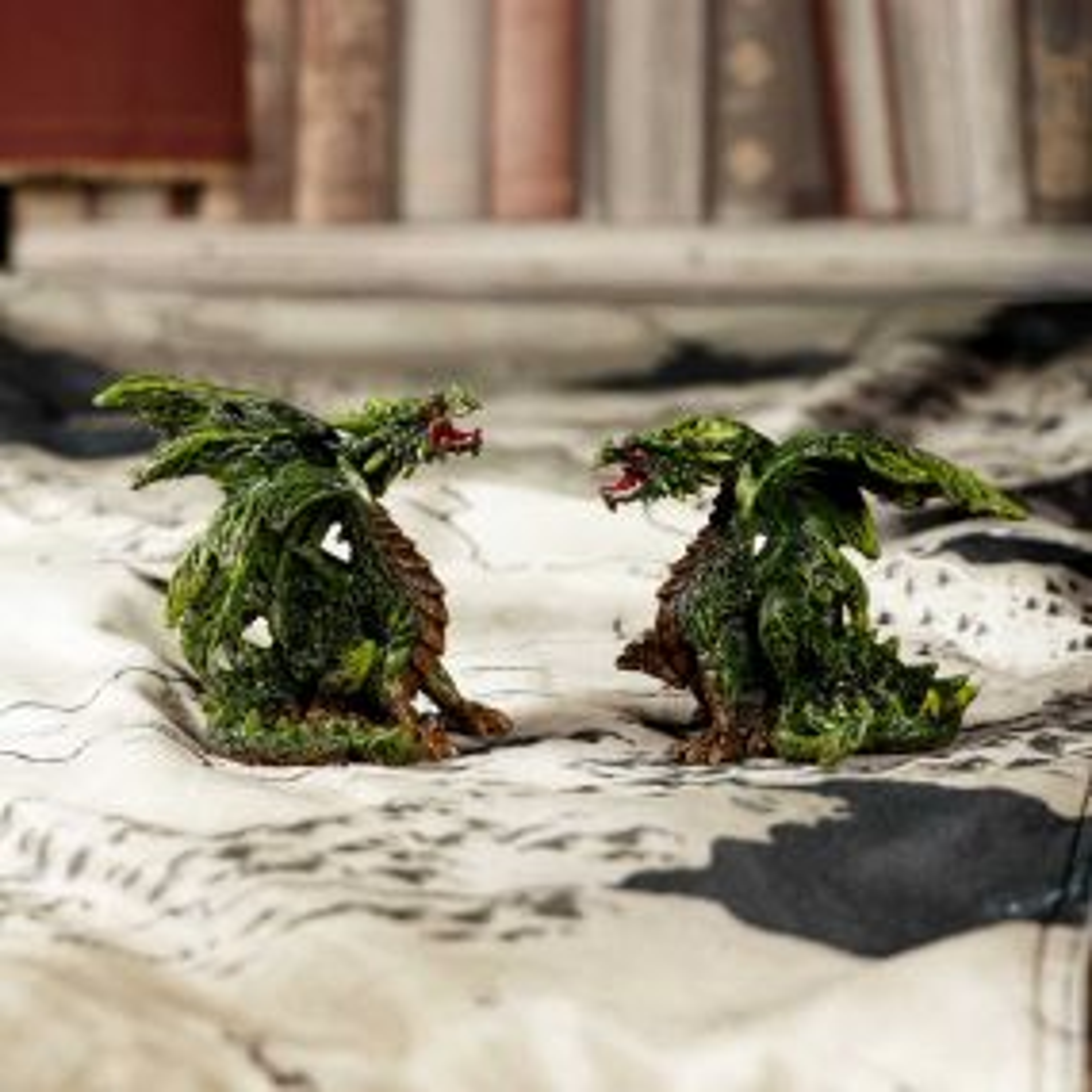 Forest Fledglings (Set of 2) 9cm