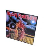 Iron Maiden Crystal Clear Picture 32cm Band Licenses Iron Maiden Artist Collections