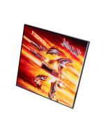 Judas Priest-Firepower Crystal Clear Pic 32cm Band Licenses Judas Priest Artist Collections