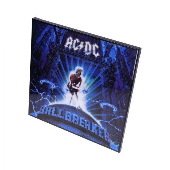 ACDC-Ball Breaker Crystal Clear Picture 32cm Band Licenses ACDC Artist Collections