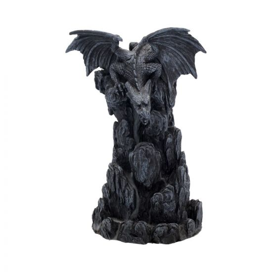 Dragon Incense Tower 20cm Dragons Premium Dragon Incense Holders Premium Range