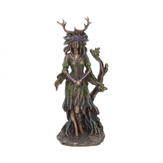 Lady Of The Forest 25cm Witchcraft & Wiccan Maiden, Mother, Crone Premium Range