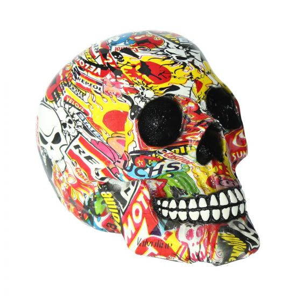 Pop Art 19cm Skulls Skulls (Premium)