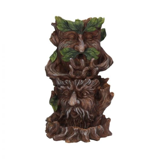 Forest Elders Backflow Incense Burner 19cm Tree Spirits Tree Spirits Premium Range