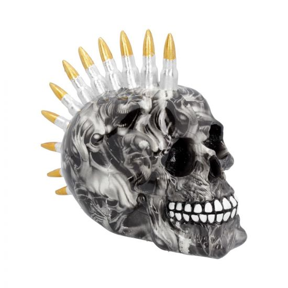 Soul Bullet Skull 18.5cm Skulls Skulls (Premium) Premium Range