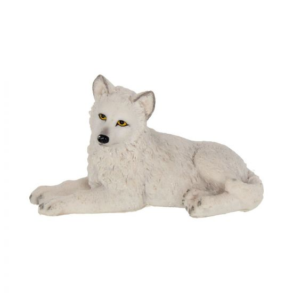 Winter Wolf Pup 12cm Wolves Popular Products - Light Indéterminé