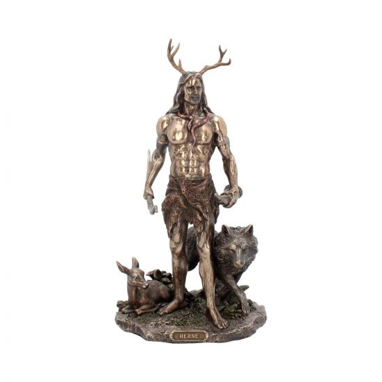 Herne and Animals 30cm Witchcraft & Wiccan Maiden, Mother, Crone Indéterminé