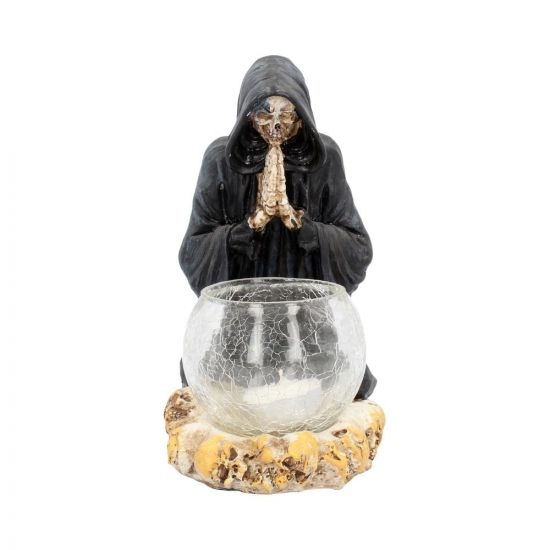 Reapers Prayer Candle Holder 19.5cm Reapers Reapers Value Range