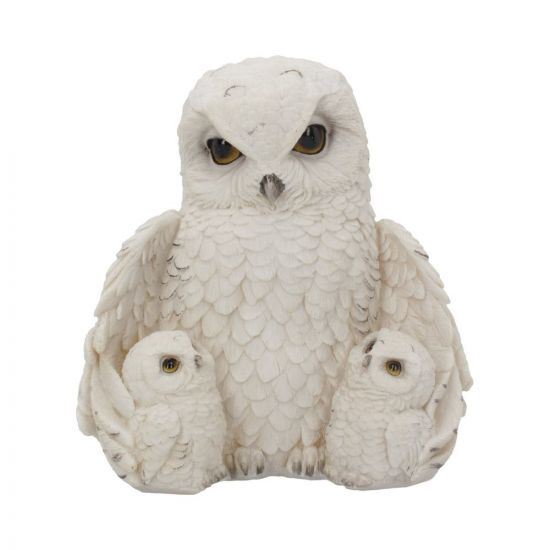 Feathered Family 21.5cm Owls Value Range