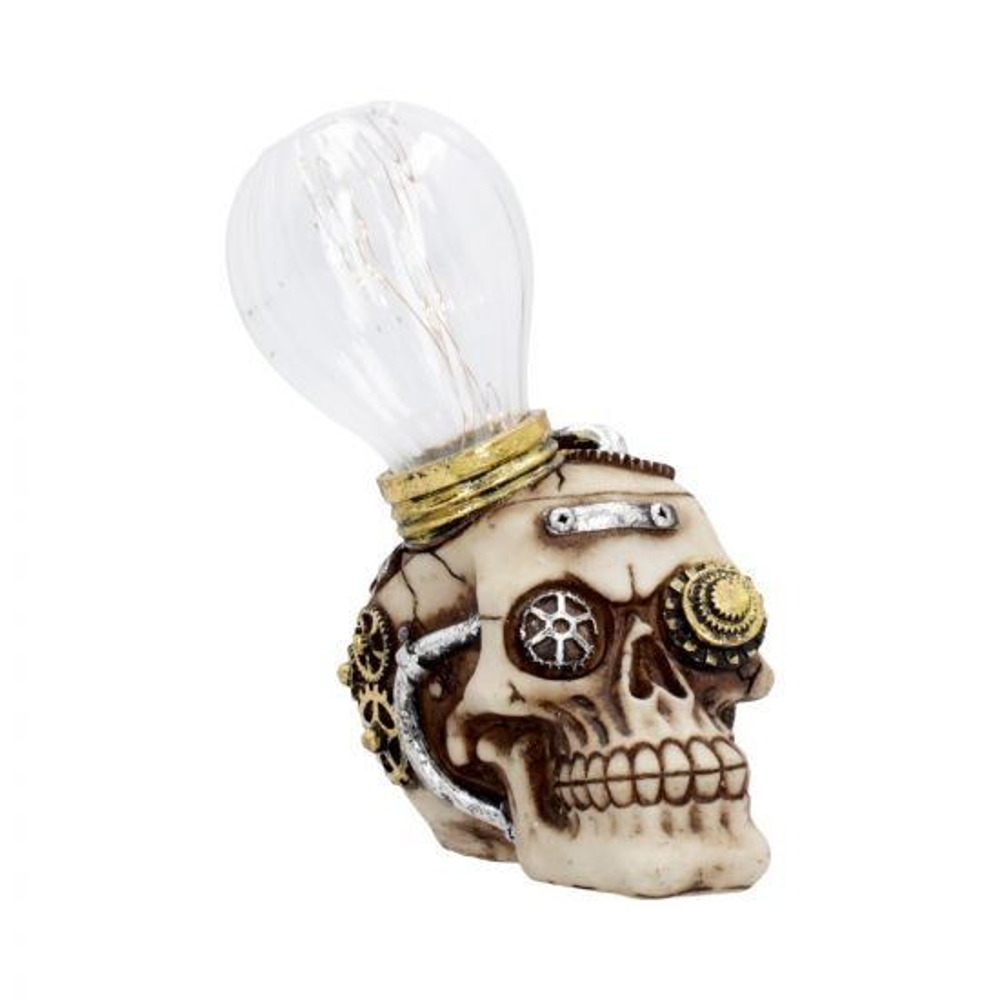 Bright Idea 17cm Skulls Steampunk Value Range