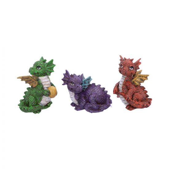 Hatchling Trio 8.8cm Dragons Dragons Value Range